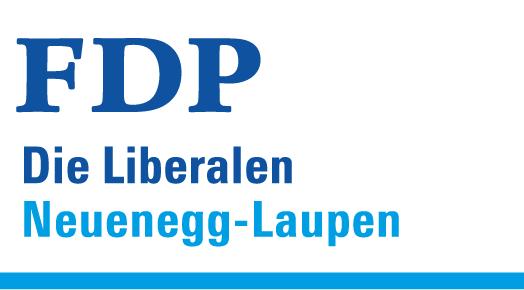 Logo FDP.Die Liberalen Neuenegg-Laupen